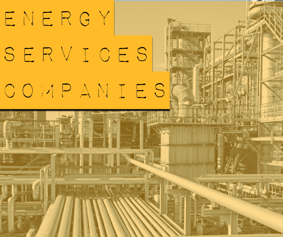 energy services companies